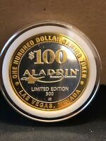 Aladdin Casino Year of the Goat 100.00 Gaming Token, Only 500 minted Rare