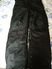 Oxylane Men Ski Trouser Black Size EUR LARGE