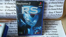 RS RIDING SPIRITS - pal Sony Playstation 2 ps2 game gioco ita