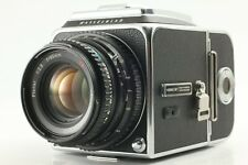 【Near Mint】Hasselblad 500C/M + Planar C 80mm F2.8 +A12 from Japan E-0371
