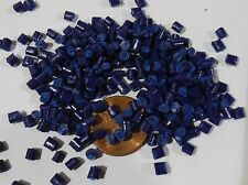 ABS Blue Color Concentrate Plastic Pellets Resin Material Colorant 5 lbs
