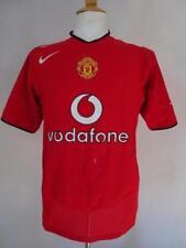 Camisetas de fútbol rojos Nike talla M