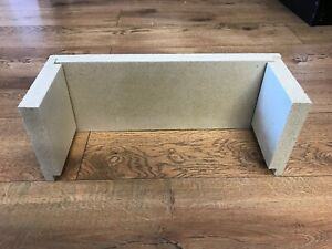 TIGER Stove Vermiculite Fire Brick Full Set Replacement Stove Spare Parts
