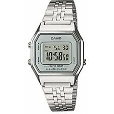 Unisex Casio Retro Digital Bracelet Watch La680wea-7ef