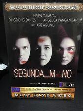 Tagalog/Filipino DVD: Segunda Mano