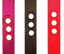 PetSafe Basic Deluxe Bark Collar Compatible Strap PBC-302 PDBC300 ORANGE3 Hole