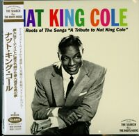 NAT KING COLE-THE ROOTS OF THE SONGS A TRIBUTE TO NAT.-JAPAN 2 MINI LP CD C94