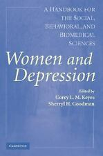 Women and Depression: A Handbook for the Social, Behavioral, and Biomedical Sci