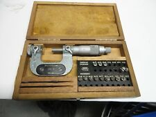Brown and Sharpe Thread Micrometer No 210-1 (Inv.23967)