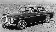 Rover Saloon P5 + P5B Door Weatherseal outer all 4 - MK1A, MKII, MKIII 3.5 Seal