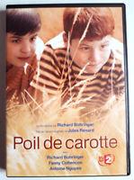Poil de carotte - Richard BOHRINGER - dvd Très bon état