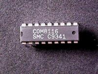 COM8116 - Standard Microsystems Integrated Circuit (DIP-18)