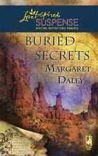 Buried Secrets (Heart of the Amazon Series #2) (Steeple Hill Love Inspired Suspe