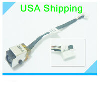 Original DC power jack plug in cable harness for HP PROBOOK 4330S 4331S 4535S