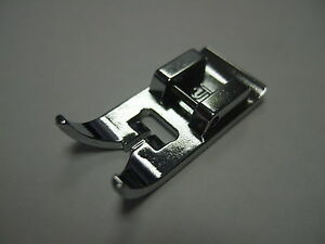 Domestic Sewing Machine Clip On Sole Foot Feet Brother, Janome, Singer, Toyota