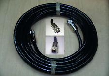 15 m Ecoflex 10 assemblées Connecteur mâle / UHF(PL)Fiche