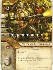 Warhammer Invasion - 2x Veteran Thunderers  #005 - Days of Blood