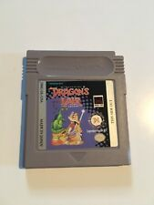 Nintendo Game Boy Dragons Lair Video Game Cartridge Tested/Working