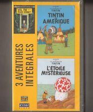 Tin Tin En Amerique MYSTERIEUSE Vol 714 Pour Sidney Video French VHS