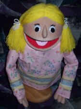 Large Girl Caucasian Puppet-ministry, education, entertainment