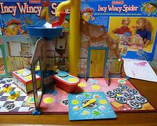 Waddingtons INO INO SPIDER BOARD GAME 3d VINTAGE 1995 vedi elenco filastrocca