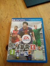 FIFA 13 (Sony PlayStation Vita, 2012) - Good Condition