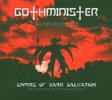 Gothminister Empire of dark salvation (2005) [CD]