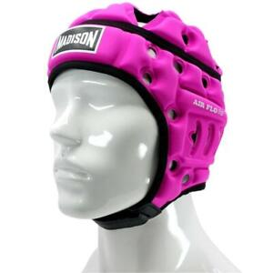 Air Flo Football Headguard in Pink from Madison