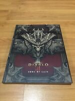 Diablo 3 Book Of Cain Blizzard Paperback Brand New