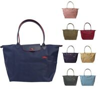 Longchamp Le Pliage Club Regular 1899 Nylon Tote Bag Shopping Bag Sz Small Large