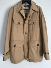 Polo Ralph Lauren Mens Field Safari Sport Jacket Coat Medium Drake's