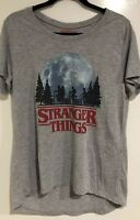 Official Netflix Merchandise Stranger Things Moon Bikes T Shirt Women's Size XL