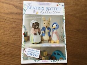 simply knitting the beatrix potter collection knitting patterns 3 characters
