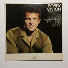 Bobby Vinton ‎/ Tell Me Why (Vinyl LP, mono)