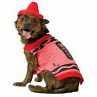 Rasta Imposta Red Crayola Crayon Dog Pet Halloween Costume