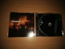 Unearth - The Oncoming Storm CD + DVD In Flames Chimaira Heaven Shall Burn