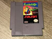 Lemmings Nintendo Nes Cleaned & Tested Authentic
