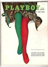 Playboy Volume 5 #12  December 1958