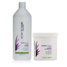 Matrix Biolage Hydrasource Shampoo 1000ml + Conditioner 1094ml / Capelli Secchi