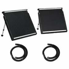 More details for vidaxl double pool solar heating panel 150x75 cm solar pool heating panel