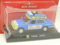 Fabbri Presse 1/43 - Alfa Romeo Alfetta Raid Cap Cap Sud 1973
