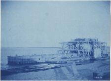 Photo Georges Poulet Cyanotype Parama Santa Fe Argentina 1890