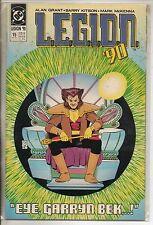 DC Comics LEGION 90 #15 May 1990 VF+
