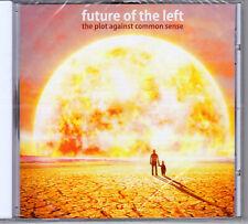 Future Of The Left - The Plot Against Common Sense CD