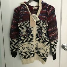 BNWT Isabel Marant pour H&M Hooded Knit Cardigan