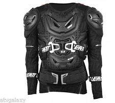 Leatt Adventure 5.5 Body Protector Armour Brace Black L/XL MX ATV Off Road SX
