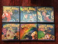 Secret Agent X : Choice of 1 Radio Archives Unabridged Audiobook