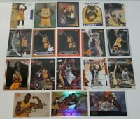 Lot of 18 Shaquille O'Neal Cards (1993-2010) 🏀Upper Deck/Topps/Fleer🏀 Variety!