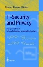 NEW Design and Use of Privacy-Enhancing Security Mechanisms 1958 $132.01