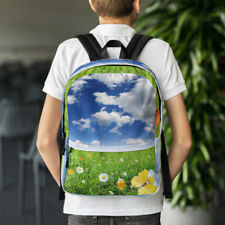 Daisies Daisy Flower Flowers Backpack